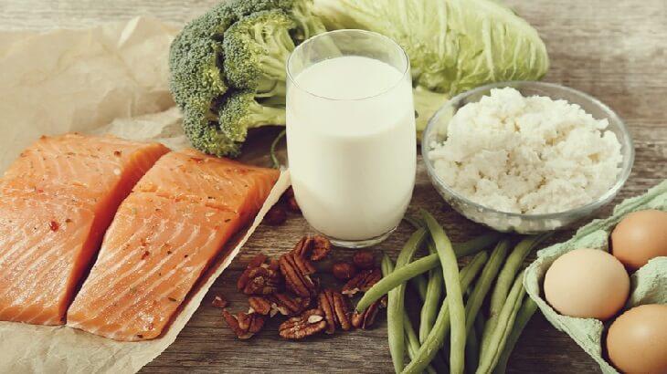 10 أطعمة لتقوية العظام والعضلات