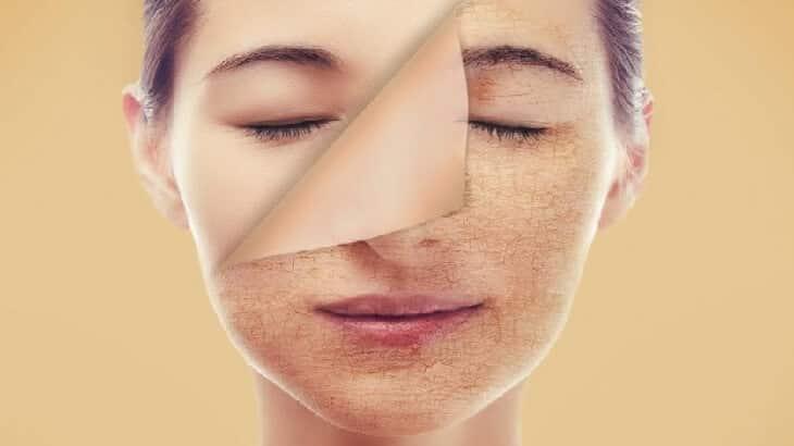 5 علامات تدل على ظهور شيخوخة البشرة
