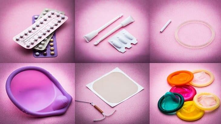 أفضل وسيلة لمنع الحمل ، 9 وسائل للمنع