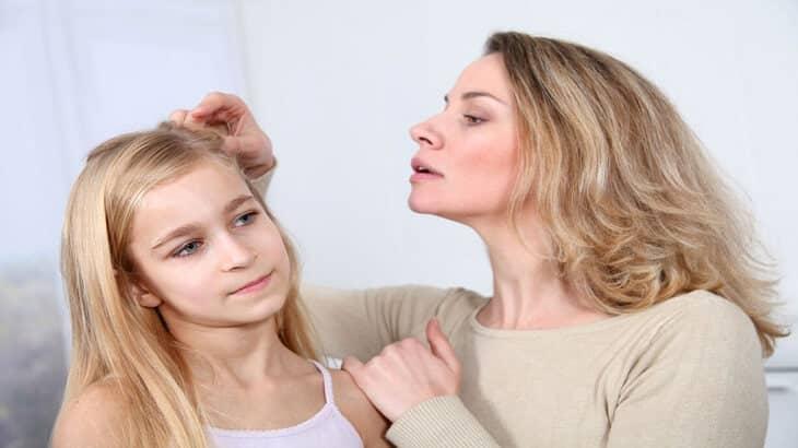 كيفية التخلص من قمل الرأس عند الأطفال
