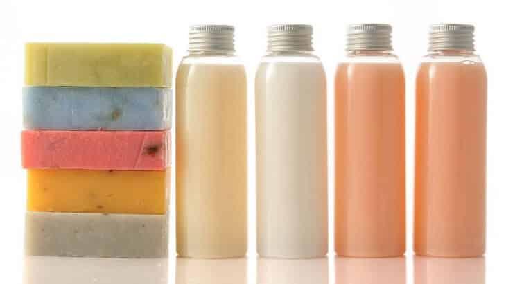 كيفية صناعة الصابون السائل في المنزل