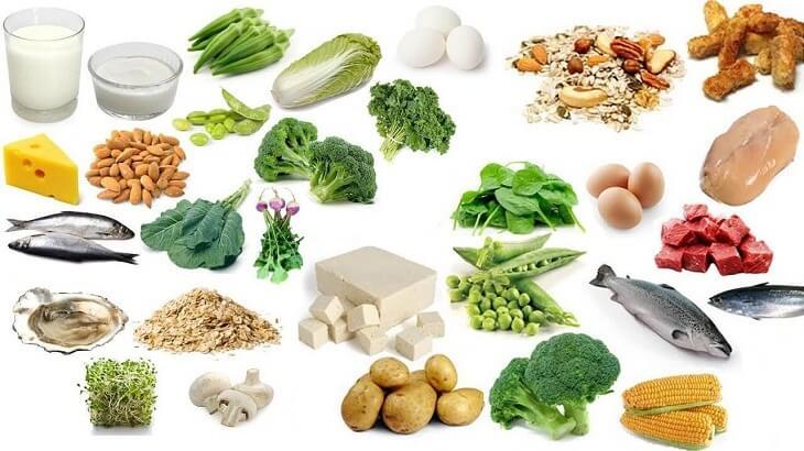 الأطعمة الغنية بالحديد لعلاج الأنيميا