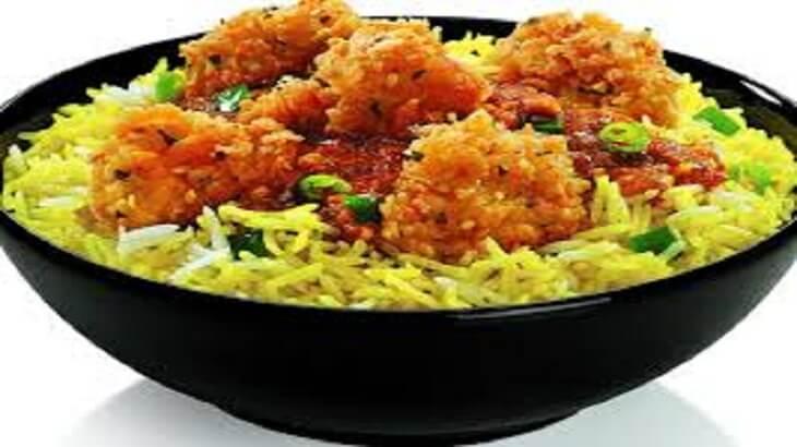طريقة عمل ارز كنتاكى الاصلى بالخطوات