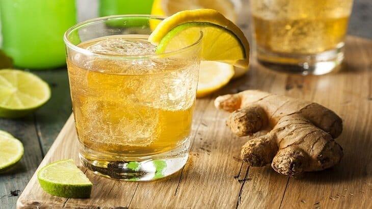 9 مشروبات طبيعية طاردة للبلغم