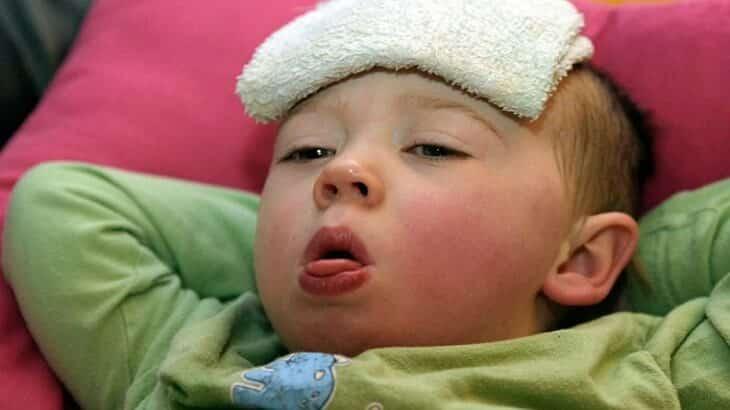 كيفية علاج الكحة عند الاطفال بزيت الزيتون