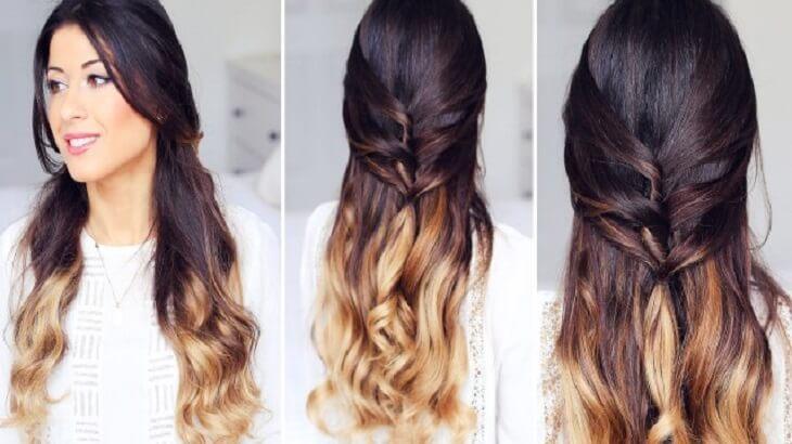 وصفات البابونج لتفتيح لون الشعر