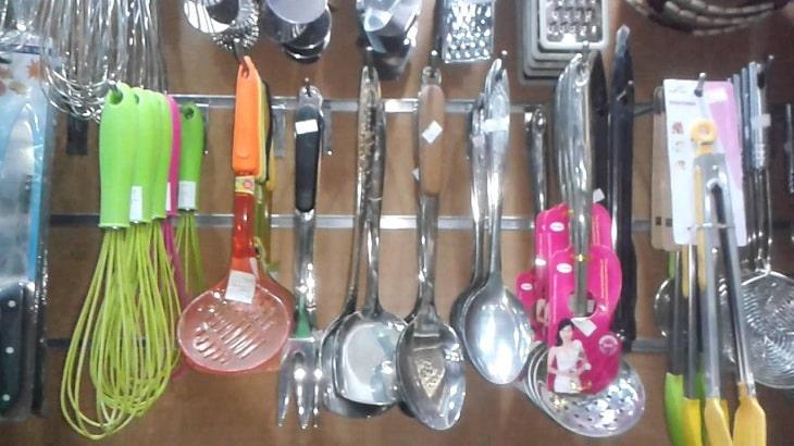 ادوات المطبخ الاساسية للعروس واستخداماتها