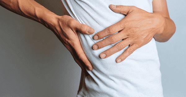أسباب الم الجنب الايمن من الظهر والبطن