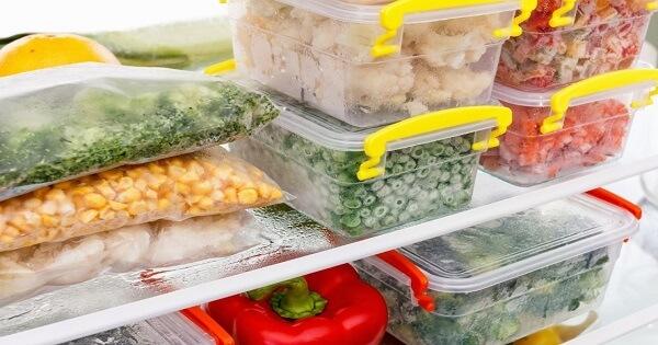 الخضروات وطريقة حفظها في الثلاجة