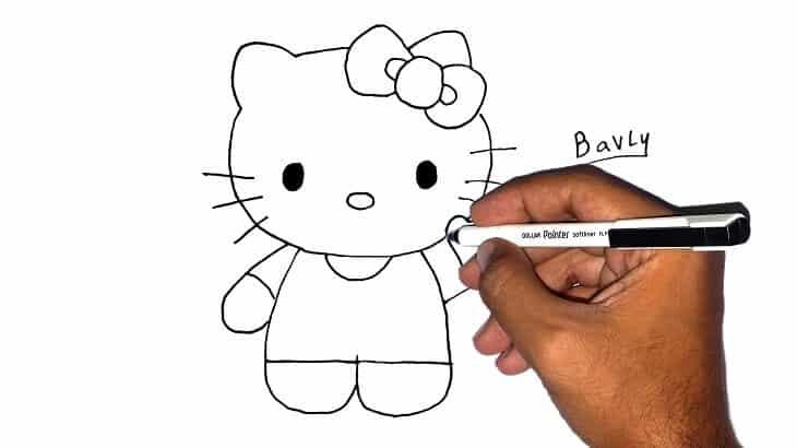طريقة تعليم الرسم للمبتدئين خطوة بخطوة بالصور
