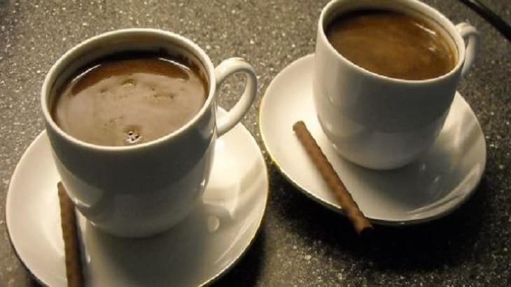 طريقة عمل القهوة باللبن الفرنسية بوش