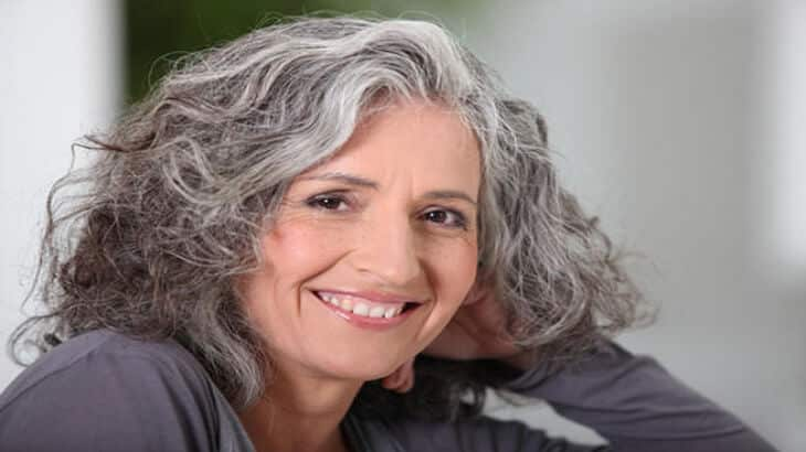 علاج الشعر الابيض المبكر نهائيا