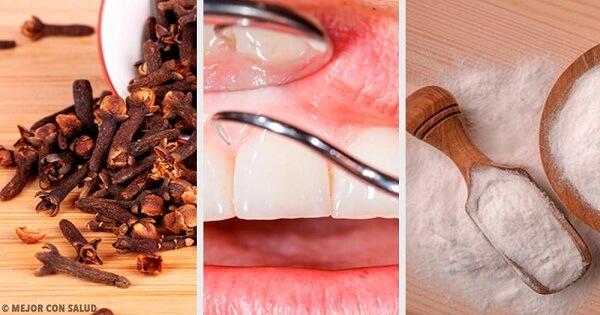 علاج تآكل اللثة وهروبها عن الاسنان بالاعشاب الطبيعية