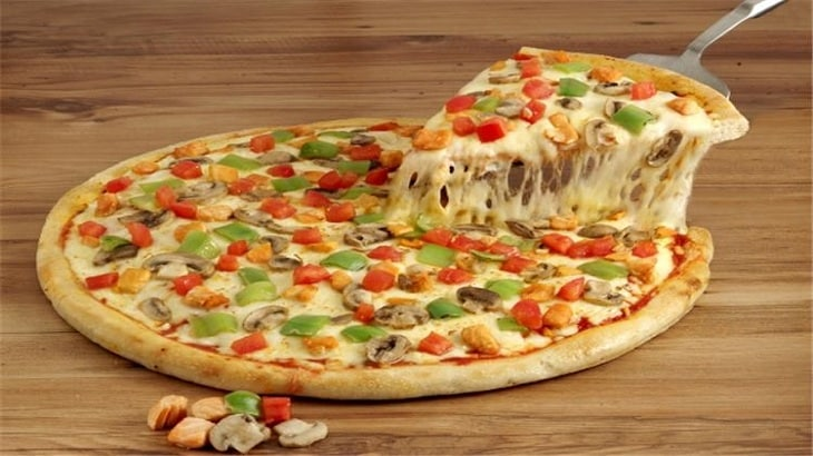 طريقة عمل بيتزا سريعة التحضير