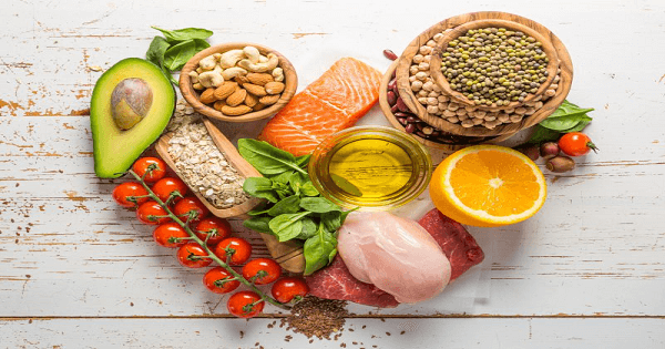 أفضل عشرة اطعمة صحية ومفيدة للقلب