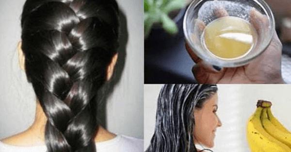 اضرار فرد الشعر بالنشا وزيت الزيتون بالتفصيل