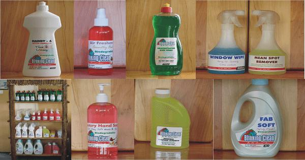 طريقة عمل الصابون السائل لغسيل الأطباق بالصور