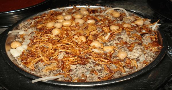 طريقة عمل العدس بجبة للكشري المصري بالصور