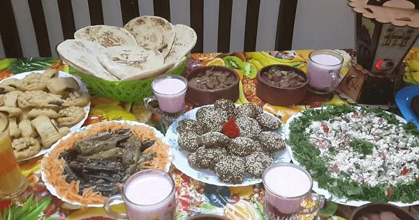 طريقة عمل سحور سهل وسريع في رمضان