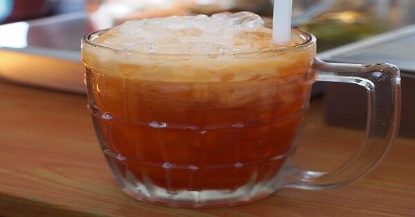طريقة عمل عصير الدوم المجروش باللبن بالصور