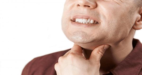 علاج جفاف الحلق الشديد وصعوبة البلع بالاعشاب