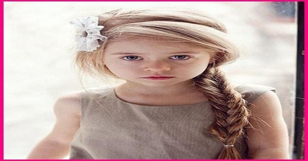 كيفية العناية بشعر الاطفال البنات بالتفصيل
