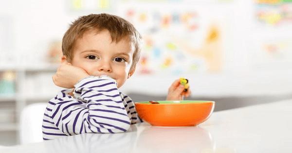مكملات غذائية لزيادة الوزن عند الأطفال