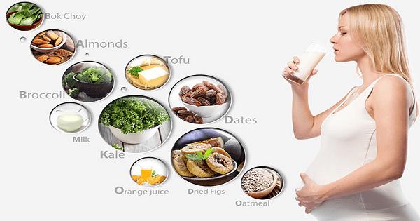 أعراض نقص الكالسيوم عند الحامل بالتفصيل