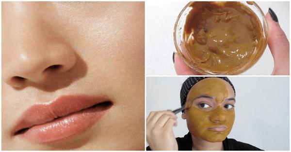 أفضل ماسك لتبييض الوجه وازالة البقع السوداء بسرعة2