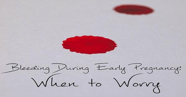 اسباب نزول دم أثناء الحمل في الشهر الثالث بالتفصيل