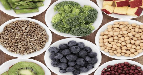 الأطعمة الغنية بالألياف الطبيعية تزيد الشعور بالشبع