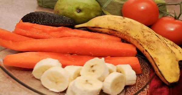 الأغذية التي تحتوي على البوتاسيوم بنسبة عالية