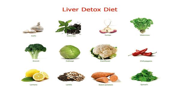 تنظيف الكبد من السموم في يوم واحد بالأعشاب