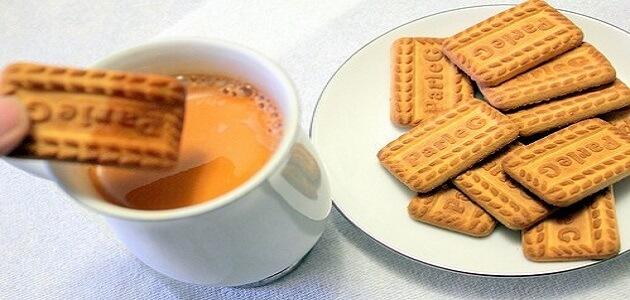 طريقة عمل بسكويت الشاي بدون بيض بالصور خطوة بخطوة