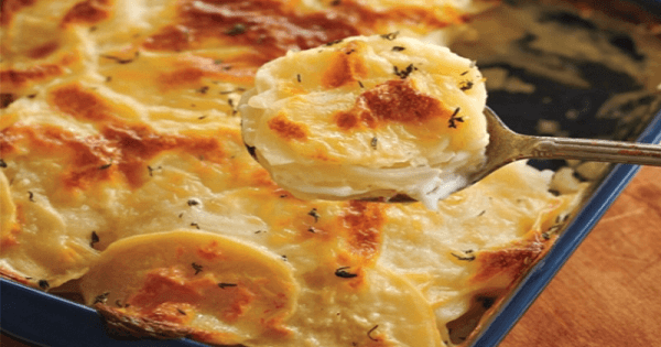 طريقة عمل بطاطس بوريه باللحمة المفرومة بالخطوات