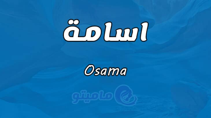 معنى اسم اسامة Osama وشخصيته في علم النفس