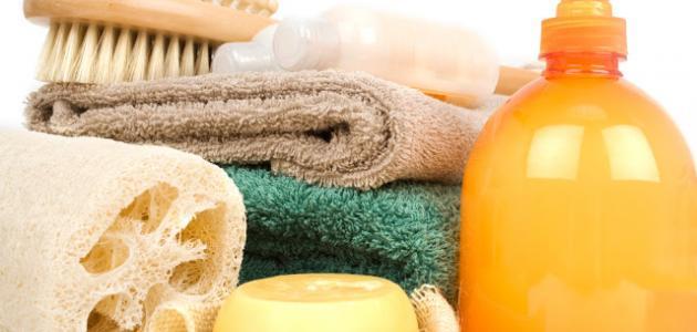 أساسيات النظافة الشخصية للبنات في خطوات