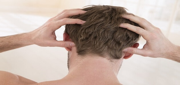 أسباب ألم فروة الرأس عند اللمس