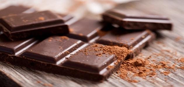 أضرار الشوكولاته السوداء على الرجال