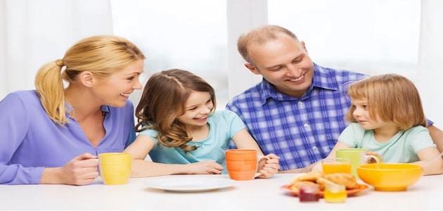 أنواع المشاكل الأسرية وحلولها