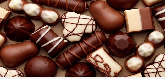 اضرار الشوكولاته السوداء على الرجال