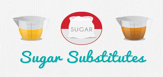 بدائل السكر الآمنة للرجيم