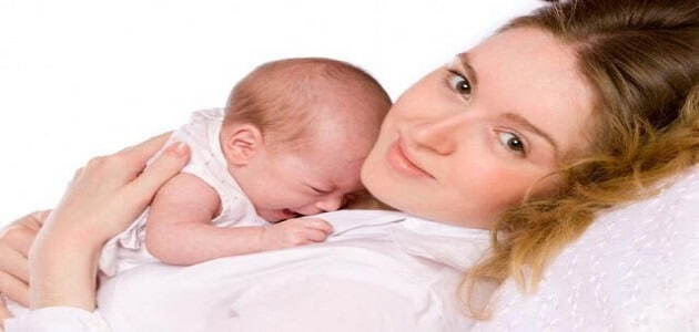 بكاء الرضيع بدون سبب، نصائح فعالة لتهدئته
