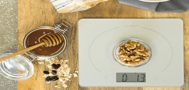 تحويل المقادير من الجرام إلى مقدار الكوب - دليل الطبخي