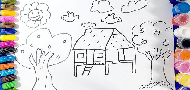 راحة بداية معاينة رسم الاطفال على الورق Dsvdedommel Com