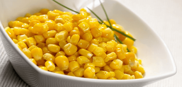 طريقة عمل الذرة المحمصة المملحة في البيت