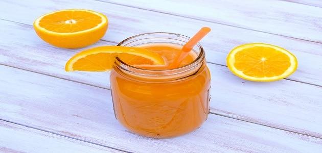 طريقة عمل عصير البرتقال بالجزر المسلوق