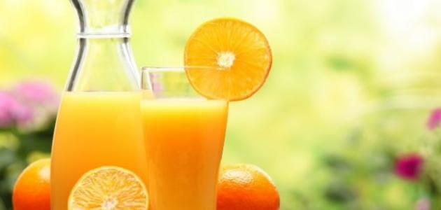 طريقة عمل عصير البرتقال للرضع وموعد تقديمه