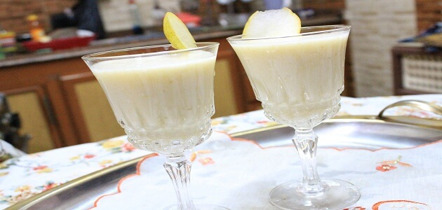 طريقة عمل عصير الجوافة باللبن والليمون