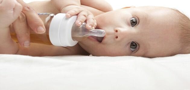 علاج الزكام عند الاطفال الرضع بالاعشاب